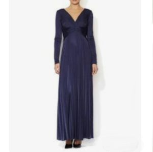 BCBG Maxazria maxi dress, long  gown